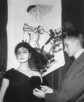 Jako jedenadvacetiletý se stal ředitelem salónu Dior, což je skutečnost, která se do dnešních teenagerských časů v módě nezopakovala - foto Corbis Sygma